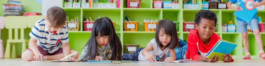 Collaboration for Early Childhood Kindergarten Readiness